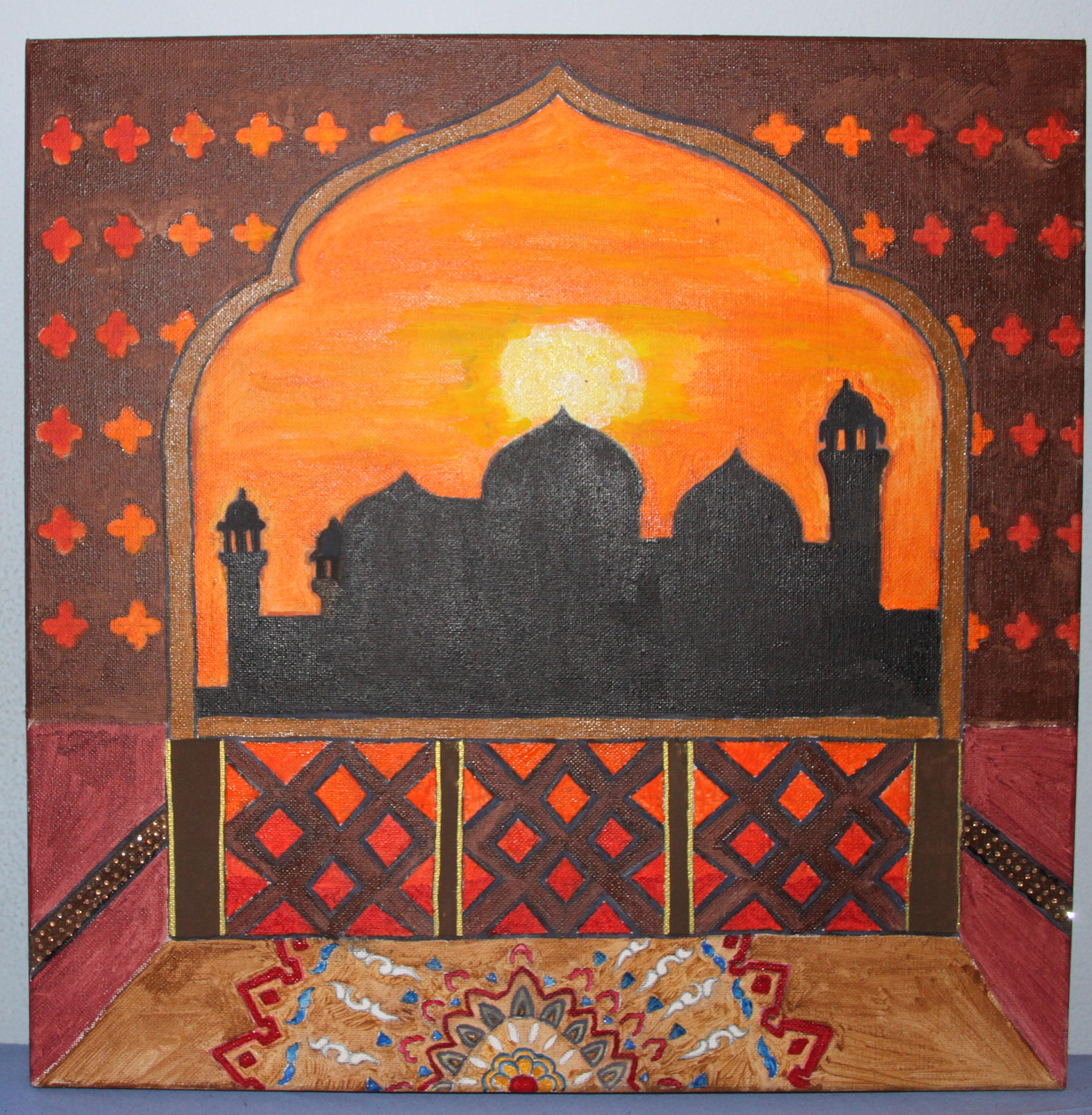 De inspiración islámica moderna Diseño Interior (interior moderno islámico, diseño interior moderno)